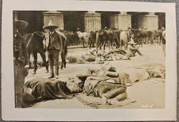 Foto Epoca - Mexico Rivoluzione Messicana 1910 - Rivoluzionari  N.16 - Fotos