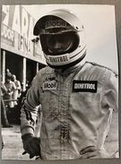 Automobilismo Fotografia - Helmut Marko 21 - B.R.M. P 160 - 1971 Formula 1 - Fotografia