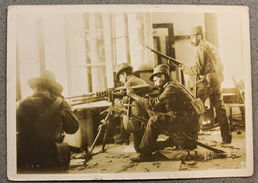 Foto Epoca - Mexico Rivoluzione Messicana 1910 - Soldati Artiglieria N.9 - Fotos