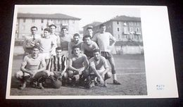 Calcio Football Fotografia Squadra Carpi - 1950 Ca. - Altri