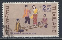 °°° THAILAND - Y&T N°519 - 1969 °°° - Thailand