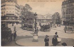 390 - Paris - La Gare De L'Est - ND Phot - Arrondissement: 10