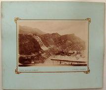 Foto Epoca Militaria Forte Cappello S.Marco 1884 Ca - Fotografia