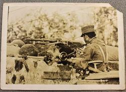 Foto Epoca - Mexico Rivoluzione Messicana 1910 - Soldato Artiglieria  N.18 - Fotos