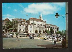 Postcard 1960s BUS Buses AUTOMOBILES Automobiles Voitures SINTRA PORTUGAL Z1 - Postcards