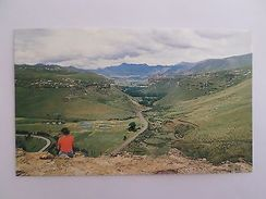 SOUTH AFRICA AFRIQUE DU SUD SUID AFRIKA GOLDEN GATE VALLEY 1960years POSTCARD Z1 - Unclassified