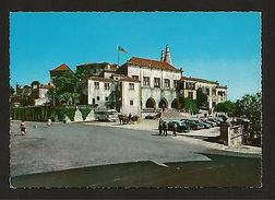 Postcard 1960years BUS CARS Taxi Cabs AUTOMOBILES Voitures SINTRA PORTUGAL Z1 - Postcards