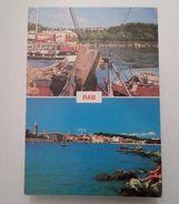 POSTCARD & STAMP CROATIA CROATIE RAB 1970years - Posted 1983 Z1 - Postcards
