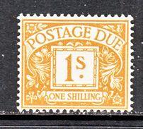 GREAT  BRITAIN  J 52   **    Wmk.  308  G.S. 165 - Postage Due