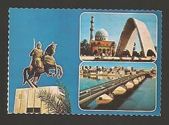 - POSTCARD 1960s IRAQ Z1 HISTORY ARCHITECTURE - - Postcards