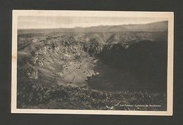 CANARIAS CANARY ISLANDS LAS PALMAS BANDAMA VULCAN  1940s SPAIN ESPAÑA ESPANA  Z1 - Postcards