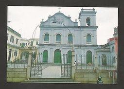 - Postcard MACAU MACAO CHINA CHINE ASIA 1980s Z1 S. LAZARO CHURCH - China