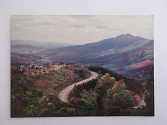 SOUTH AFRICA AFRIQUE DU SUD AFRIKA NORTHERN TRANSVAAL MAGOEBASKLOOF 1960s PC Z1 - Postcards