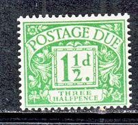 GREAT  BRITAIN  J 57   **    Wmk.  322  G.S. 179 - Postage Due