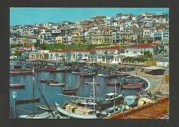 GREECE Stamp Air Mail 1960 Years POSTCARD TOURKOLIMANO Z1 - Postcards