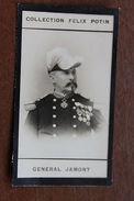 Collection Felix Potin 1908 - General Jamont Francia - Photos