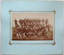 Foto Epoca Militaria Reggimento Cavalleria Verona 1884 - Fotografia