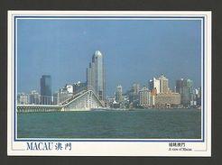POSTCARD ASIA ASIE CHINA CHINE MACAU MACAO TAIPA BRIDGE   Z1 - China