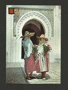 Postcard 1960years AFRICA MOROCCO MAROC NATIVES ETHNIC DRESS - COSTUMES  Z1 - Postcards