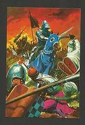 POSTCARD SALADO BATTLE PORTUGAL ARMY & CASTILLA SPAIN ESPAÑA - MUSLIN ARABS Z1 - Postcards