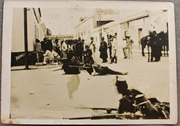 Foto Epoca - Mexico - Rivoluzione Messicana 1910 - Scontri Rivoluzionari  N.17 - Fotos