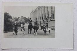 Fotocartolina Monarchia Famiglia Reale Savoia A Racconigi 1906 - Non Classés