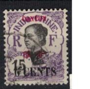 CANTON      N°  YVERT      72     ( 1 )        OBLITERE       ( O   2/16 ) - Canton (1901-1922)