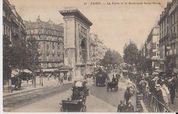 15 - Paris - La Porte Et Le Boulevard Saint-Denis - ND Phot - Arrondissement: 10
