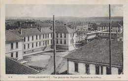 88) EPINAL  GRANDRUPT  - Vue Générale De Hôpitaux  -  Territoire De Golbey - Golbey