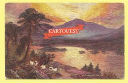 CPA The West Highlands Of Scotland   Oilette Raphael Tuck - Tuck, Raphael