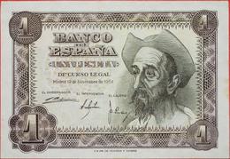√ DON QUIJOTE: SPAIN ★ 1 PESETA 1951 CRISP! LOW START ★  NO RESERVE! Franco Regime (1936-1975) - [ 3] 1936-1975 : Regency Of Franco