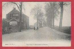 Gembloux - Chaussée De Wavre - 1909 ( Voir Verso ) - Gembloux