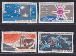 MALI AERIENS N°   93 à 96 ** MNH Neufs Sans Charnière, TB (D1254) Cosmos, Télécommunications Spaciales - Mali (1959-...)