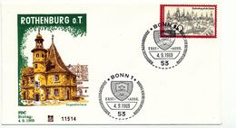 FDC    603 - FDC: Covers