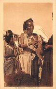 ¤¤  -  DJIBOUTI   -  Vendeuse De Lait     -  ¤¤ - Gibuti