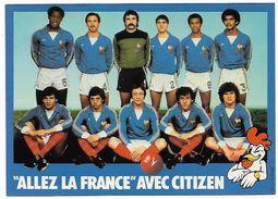 FOOTBALL - ALLEZ LA FRANCE Avec CITIZEN - Bijouterie GILBERT à NANTES - Calcio