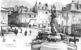 73) - CHAMBERY - LA DILIGENCE AU PONT DU RECLUS 1915 -  Bb-36 - Chambery