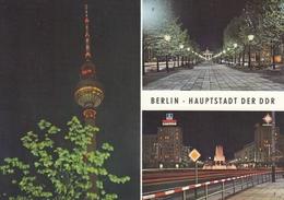 LOT 5 X AK BERLIN - HAUPTSTADT DER DDR - Duitsland