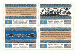 1983 - Palau 1/4 Servizio Postale, - Palau