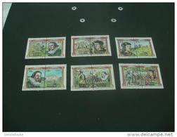 F4141- Set MNh Tuvalu Vaitupu  1984, KINGS AND QUEENS / ENGLISH MONARCHS - Koniklijke Families