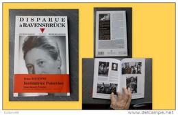 Disparue à Ravensbrück (Irma Jouenne, Saint-Benoït 86) Par Jacques Marzac, 1995 ; Dédicacé à Votre Nom C 21 - Books, Magazines, Comics