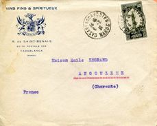 "Maroc,Morocco,Marruecos; 1930 "" Belle Enveloppe  "" - Marokko (1891-1956)"