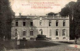 14 CHATEAU DE CANON PRES DE MEZIDON BATI AU XVIIIe SIECLE - France