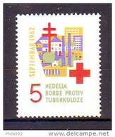 Yugoslavia 1962 Y  Voluntary Charity Stamps Tuberculosis MNH - Bienfaisance
