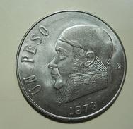 Mexico 1 Peso 1979 - Messico