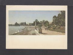 1965. USSR. Postcard. Sukhumi. Embankment. Sea. Flora. 897 - Other