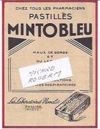 69 OULLINS - Pharmacie - PUBLICITE Des Laboratoires NOVALIS - 501117 - Oullins