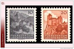 Liechtenstein 0197/98** Zumstein 186/7 - MNH- - Liechtenstein