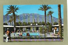 PALM SPRINGS  FLAMINGO PALMS SPA  APARTMENTS LANDAU BD - Palm Springs