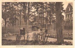 Beauraing - Le Pensionnat, La Grotte, Le Lieu Des Apparitions - Beauraing